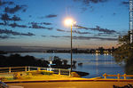 Photo #36503 - Uruguay River night view