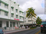 Ocean Drive en South Beach. The Carlyle. - Foto #38584