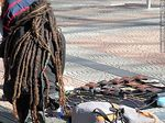 Foto #47295 - Craftsman with dreadlocks