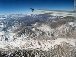 Foto #63352 - The Andes Mountains with snowy peaks