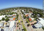Photo #63380 - Aerial photo of Avenida Italia and Avenida Bolivia west