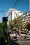 Photo #63908 - Traffic control on the corner of San Martín and Siete Norte streets
