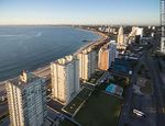 Foto #65644 - Aerial view of Rambla Williman buildings on Mansa beach. Artigas Ave.