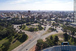 Foto #66071 - Aerial photo of a section of the Batlle Park and Av. Ricaldoni