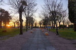 Foto #68424 - The square at sunset