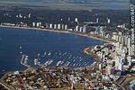 Photo #8417 - Port of Punta del este and Playa Mansa