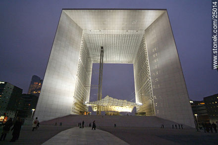 Photos of the area of La Défense, FRANCE. Image #25014
