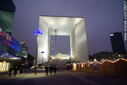 - Photos of the area of La Défense, FRANCE. Image #25017