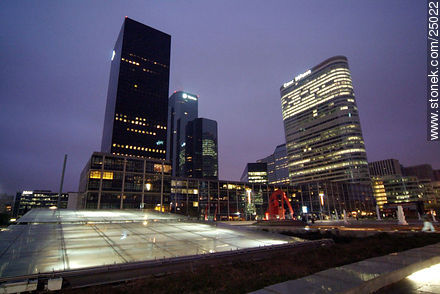 - Photos of the area of La Défense, FRANCE. Image #25022