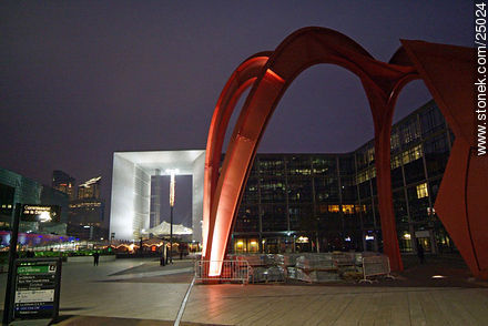 - Photos of the area of La Défense, FRANCE. Image #25024