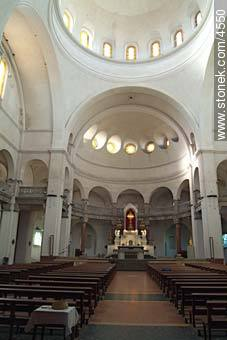 Inside Cerrito's Church - Photos of Cerrito de la Victoria, URUGUAY. Image #4550
